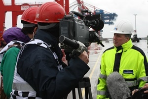 Interview during an Complex Emergency Situation of CCME